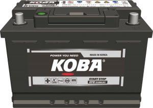 KOBA EFB Battery