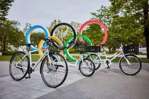 Bridgestone is providing a fleet of more than 800 non-motorized Bridgestone bicycles for Tokyo 2020.